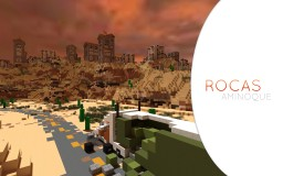 Rocas Minecraft Map & Project