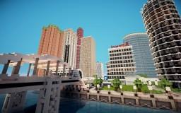 Modern World Minecraft Map & Project