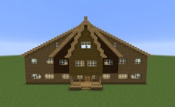 House P Minecraft Map & Project