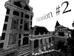 17th century inspired mansion (#2) Minecraft Map & Project