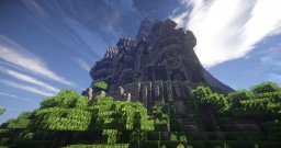 My Huge Castle Minecraft Map & Project