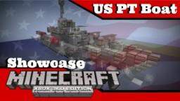 Minecraft Xbox: WW2 PT Boat Showcase! Minecraft