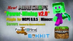Power Mining - Minecraft Server Plugin