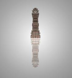Eleuthelegis Clocktower - [Mini-Build] [Server-Survival Build] [ClownerCraft] Minecraft Map & Project