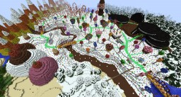Most Downloaded Candyland | Minecraft Maps & Projects on