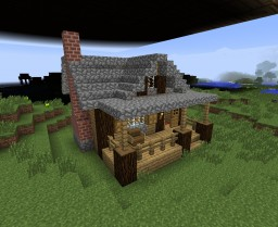 little house, BIG HOUSE Minecraft Map & Project