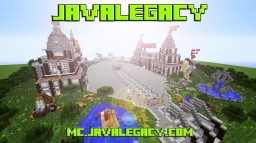 ★ JavaLegacy Network ★ - Creative, Factions, KitPVP, and more! 1.8 blocks!