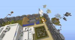 Epic Sky Map by Gh3xsa7(1.8)(German) Minecraft Project
