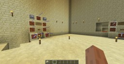 My 1.8 Command Block Run, PvP Arena Map For Beta Testing. (Final Version Will Come Later)
