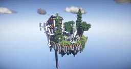 The Bellerophon - Floating Island Minecraft Map & Project