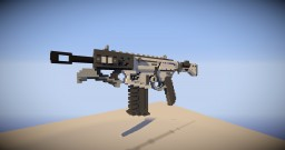Guns and Equipment for Animations Minecraft Project