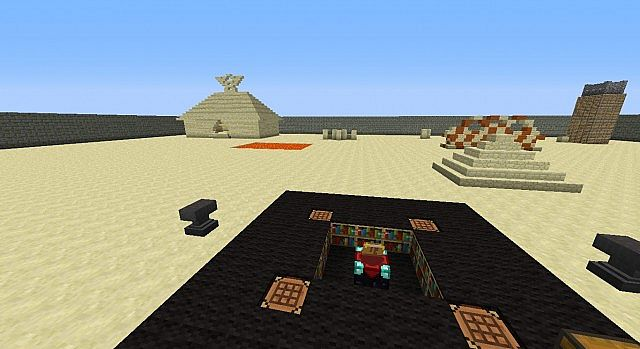 how to set spawn point in minecraft with command block