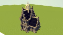 Gothic Church Minecraft Project