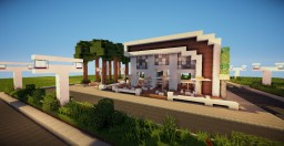 The Open Cafe Minecraft Project