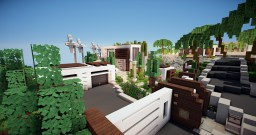 Modern House - FLAC Minecraft Map & Project