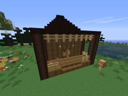 Simple - Cabin Collection Minecraft Map & Project