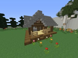 Cute & Tiny - Cabin Collection Minecraft Map & Project