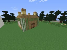 Sharing is Caring - Cabin Collection Minecraft Map & Project
