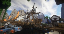 HMS Sexi Superior Dominator Minecraft Map & Project