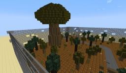 Verlassener Wald-Halbshooter Minecraft Map & Project