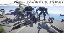 [1.7.10/1.8] FutureCraft Flan pack V8: Two years on Minecraft Mod