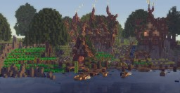 River Town Minecraft Project