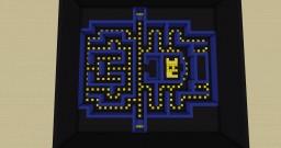 PacMan - Halbshooter Minecraft Project