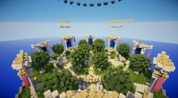 Small Server Spawn Minecraft Map & Project