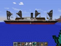 Wild west goes industrial. Minecraft