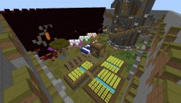 Mincrafted - Halbshooter Minecraft Map & Project