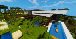 Prisma - Modern House Minecraft Project