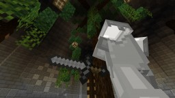 Ghost/Living Armour Arena Minecraft Map & Project