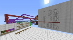 Redstone Calculator Minecraft Map & Project