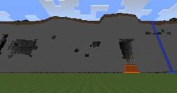 Minecraft || Wierdest Map Ever || Half-Default/Half-Superflat