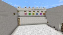 Color Flood in Minecraft