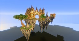 Dragon's map: Skylands Minecraft Map & Project