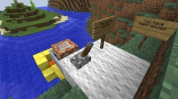 Confinement Survival 2 Minecraft Project