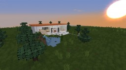 COVERT (Modern House) 1.8 RECOMNENDED Minecraft Project