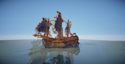 Russian medieval ships bundle Minecraft