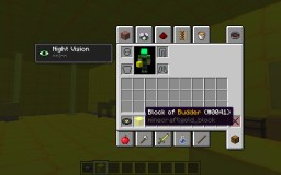The Quest For budder! Minecraft Map & Project