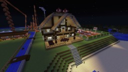 Beach House by The Jool Minecraft Map & Project
