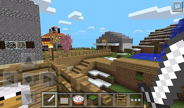 Stampy 39 s Lovely World PC Minecraft Project