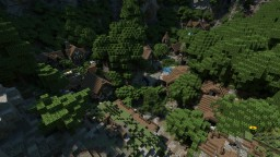 Forelan   Medieval-Town [by Cuci] Minecraft Map & Project