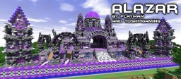Alazar - factions server spawn with download Minecraft Map & Project