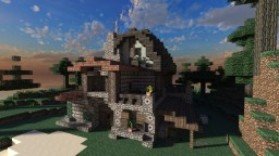 Medieval House v.2 Minecraft Map & Project