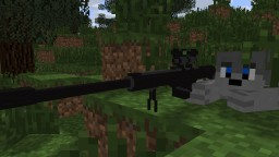 Barret .50 Caliber Sniper Rifle Rig
