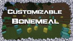 Customizable Bonemeal