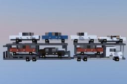 Car-hauler Truck | Realistic Minecraft