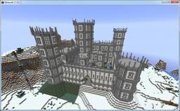Quartz Castle Minecraft Project
