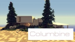 Columbine- Contemperary House Minecraft Project